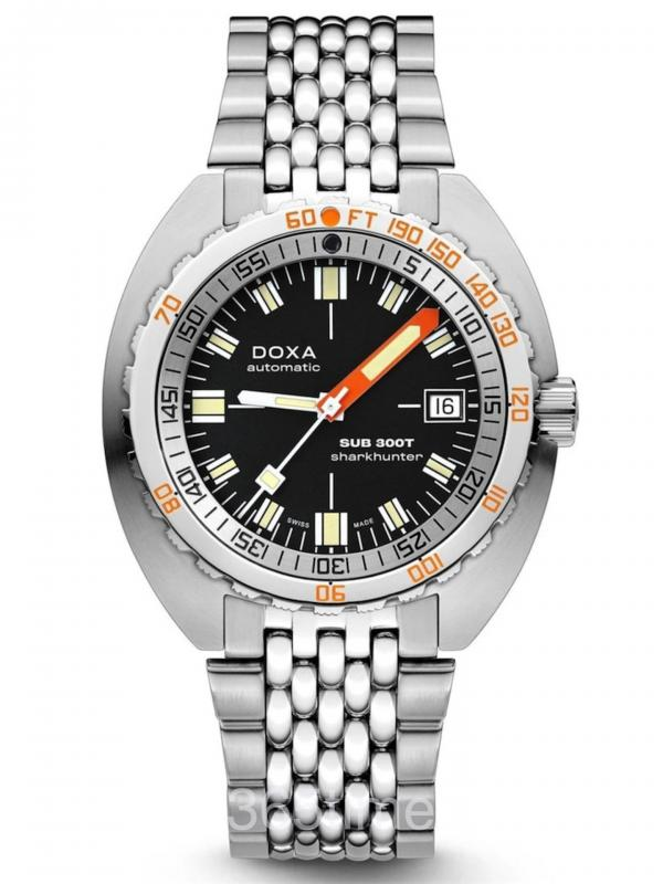DOXA时度SUB 300T潜水表840.10.101.10