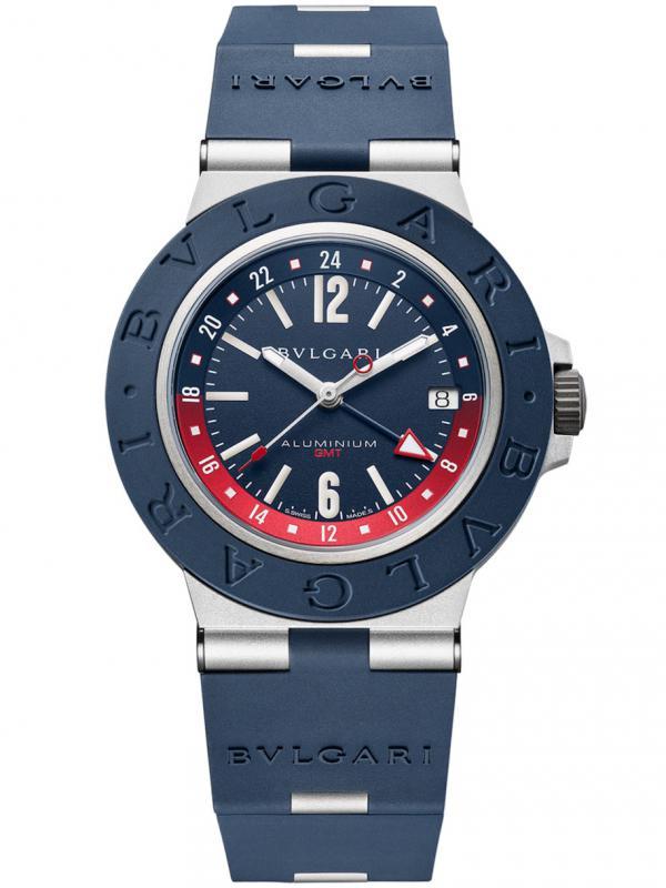 BVLGARI宝格丽Aluminium GMT103554
