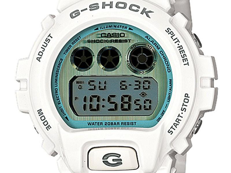 CASIO卡西欧G-SHOCK系列DW-6900PL-7JF