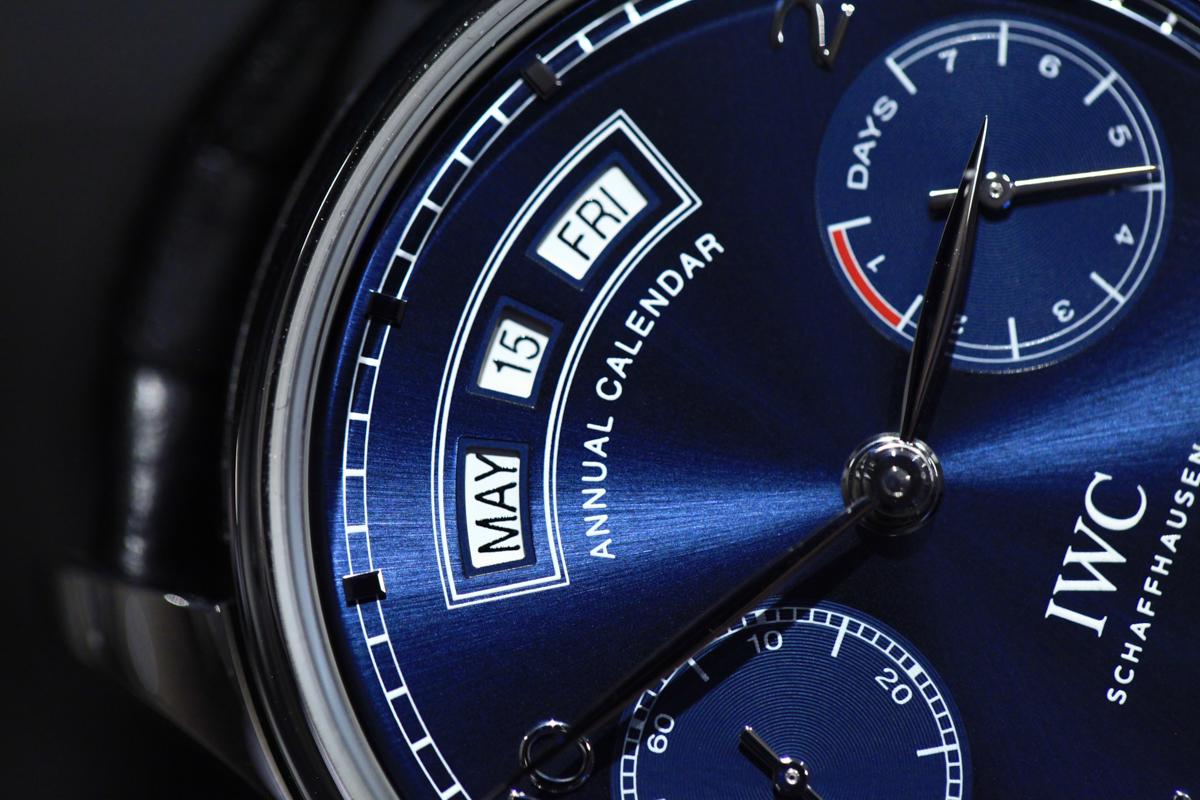 万国葡萄牙系列年历腕表IW503502