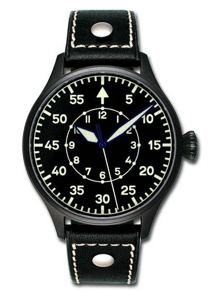 阿基米德PILOT系列UA7919-A9.1-SW男士