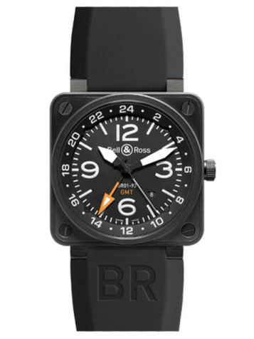 柏莱士BR01两地时系列BR0193-GMT/SRU