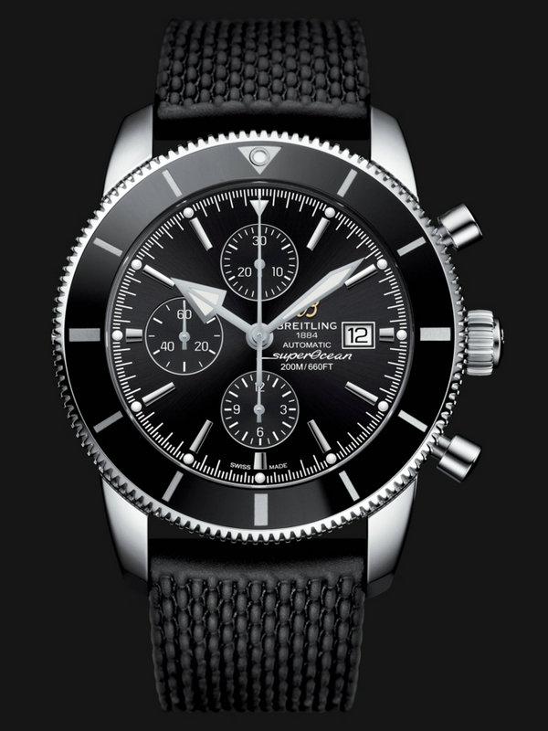 百年灵超级海洋文化系列A1331212/BF78/256S/A20D.2二代46计时腕表