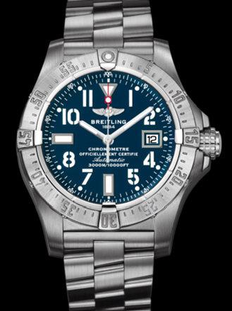百年灵深潜海狼腕表系列A1733010/C756专业钢带