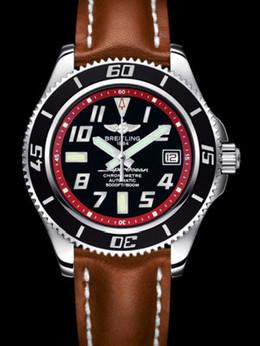 百年灵超级海洋42腕表系列A1736402/BA31金皮带