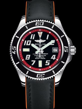 百年灵超级海洋42腕表系列A1736402/BA31黑superocean带