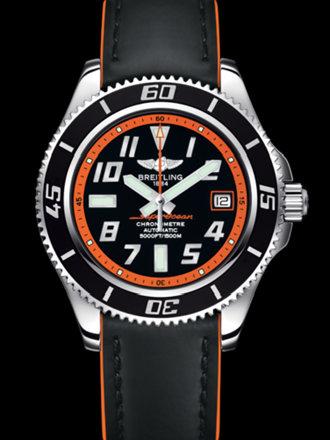 百年灵超级海洋42腕表系列A17364Y4/BA89黑superocean带