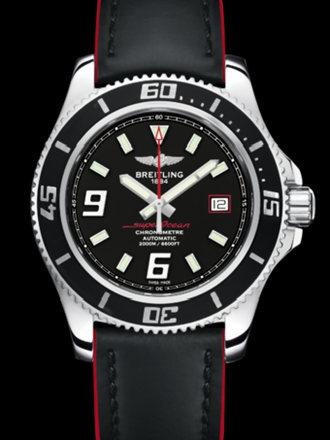 百年灵超级海洋44腕表系列A17391A8/BA76黑superocean带