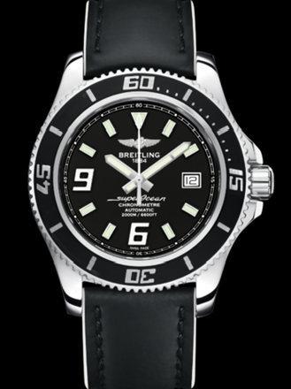 百年灵超级海洋44腕表系列A17391A8/BA77黑superocean带