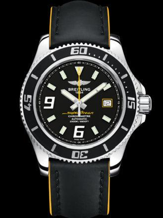 百年灵超级海洋44腕表系列A17391A8/BA78黑superocean带