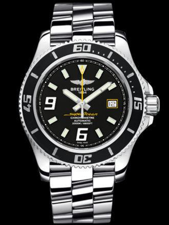 百年灵超级海洋44腕表系列A17391A8/BA78专业钢带