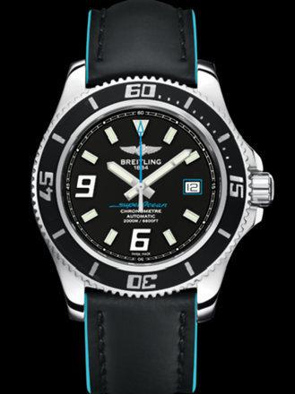 百年灵超级海洋44腕表系列A17391A8/BA79黑superocean带