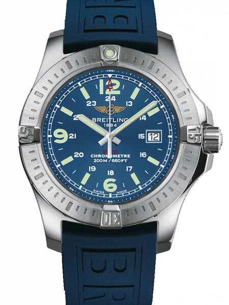 百年灵海洋系列A7438811/C907/158S/A20S.1挑战者石英