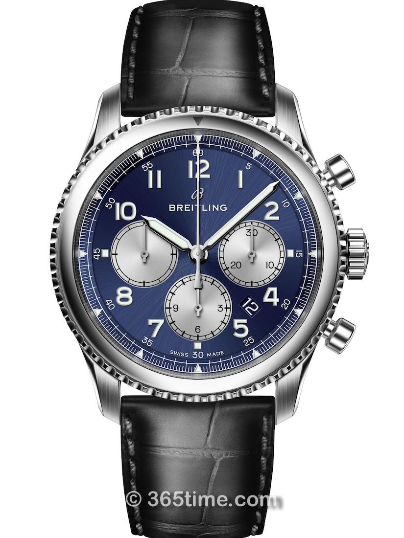 百年灵航空计时8系列腕表AB0117131C1P1