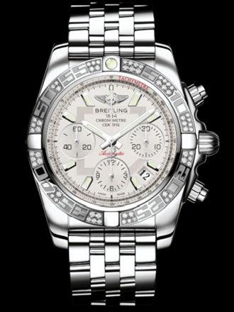 百年灵机械计时41腕表系列AB0140AA/G711飞行员钢带