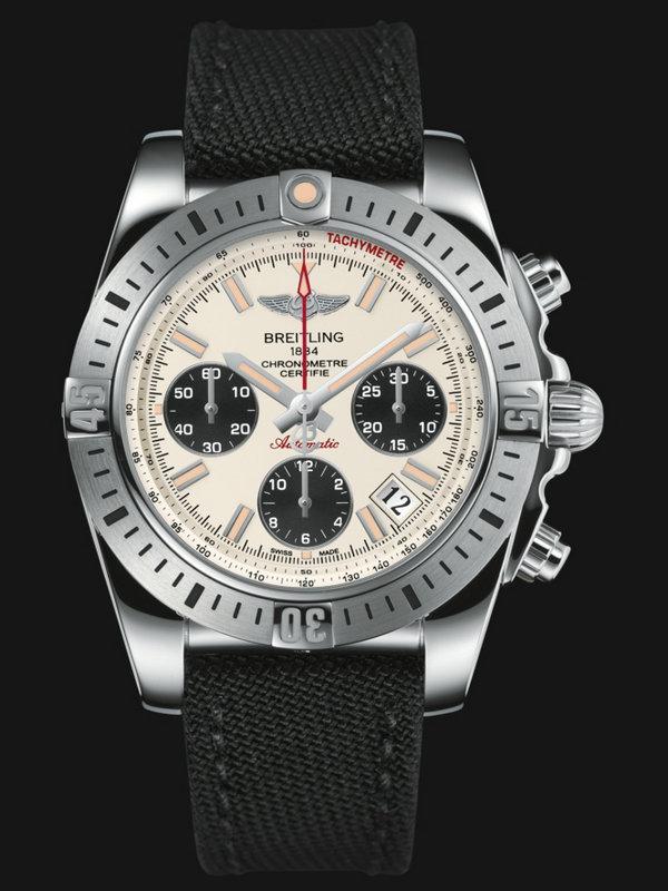 百年灵机械计时系列AB01442J/G787/102W/A18D.1王牌飞行员计时男表