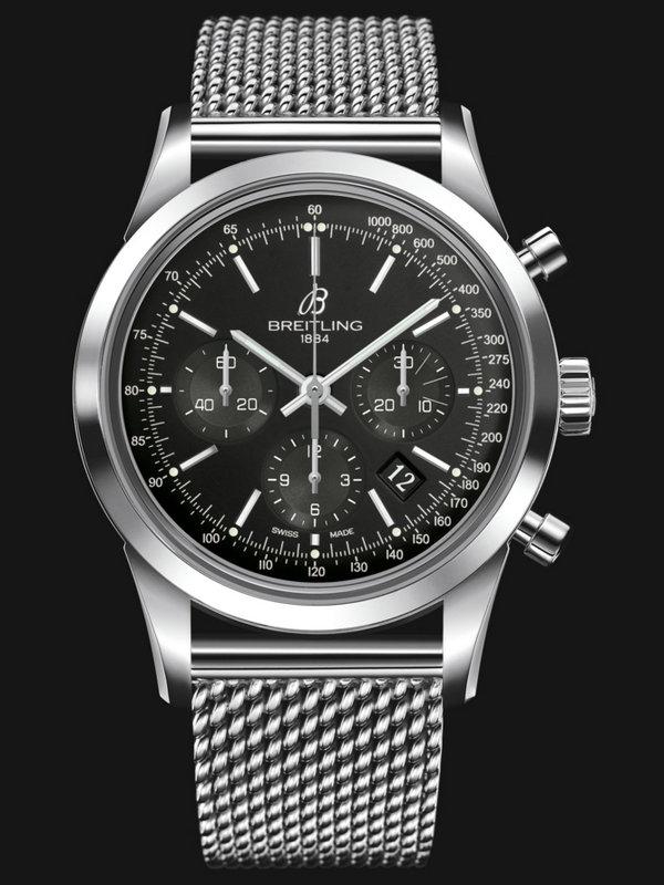 越洋计时腕表系列