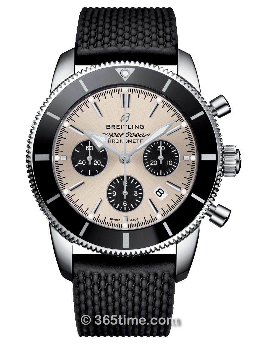 百年灵超级海洋文化二代B01 44 计时腕表AB0162121G1S1