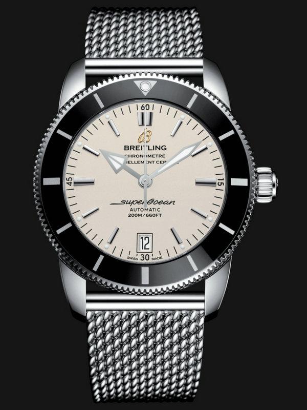 百年灵超级海洋文化系列AB201012/G827/154A日历自动腕表