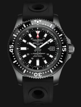 百年灵超级海洋M1739313/BE92/227S/M20SS.1特别版男表
