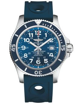 百年灵超级海洋二代blue36