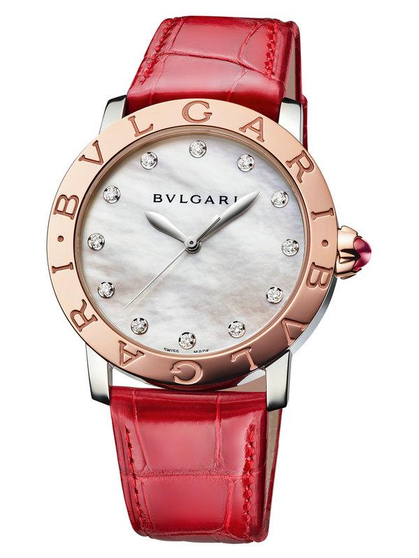 宝格丽BVLGARI女表102744