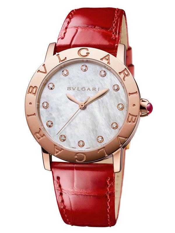 宝格丽BVLGARI系列女表102750