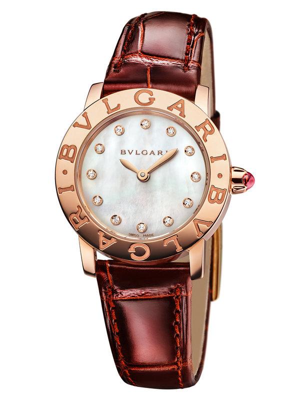 宝格丽BVLGARI系列石英女表102751