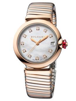 宝格丽LVCEA TUBOGAS光环腕表102954