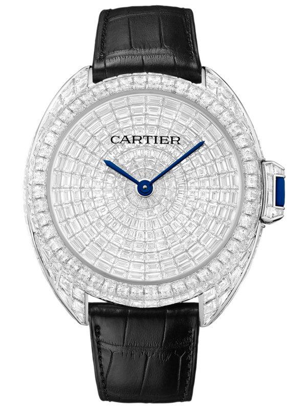 卡地亚Clé de Cartier系列HPI00938男表