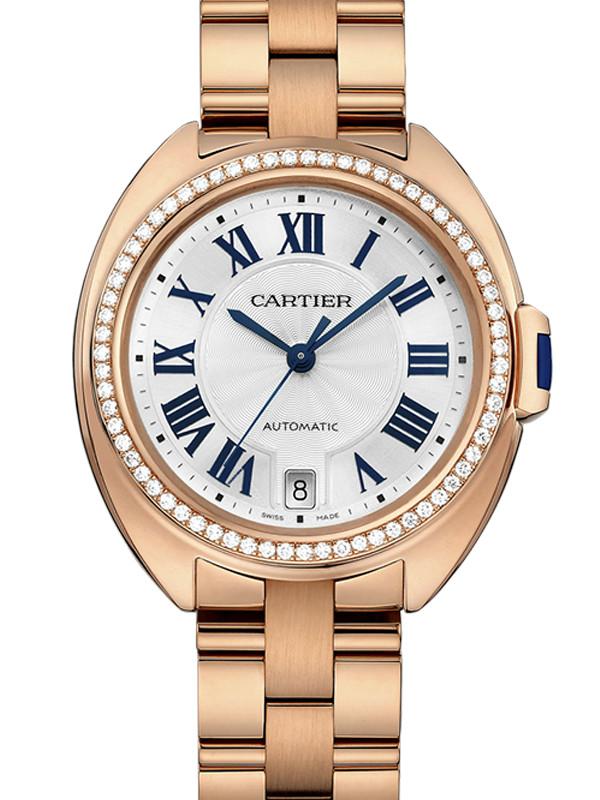 卡地亚Clé de Cartier系列WJCL0006