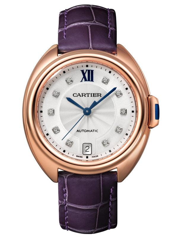 卡地亚Clé de Cartier系列女表WJCL0032