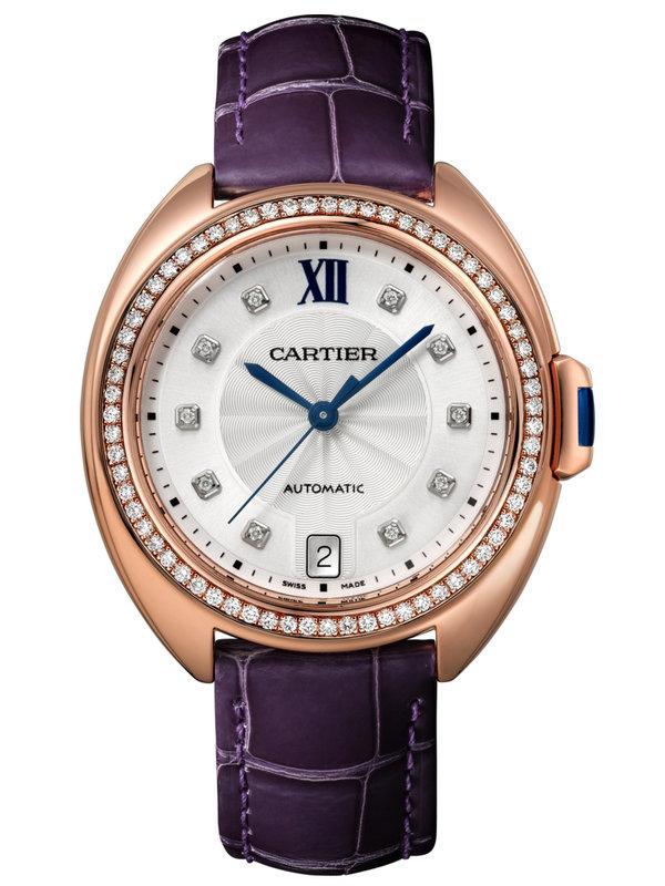 卡地亚Clé de Cartier系列女表WJCL0039