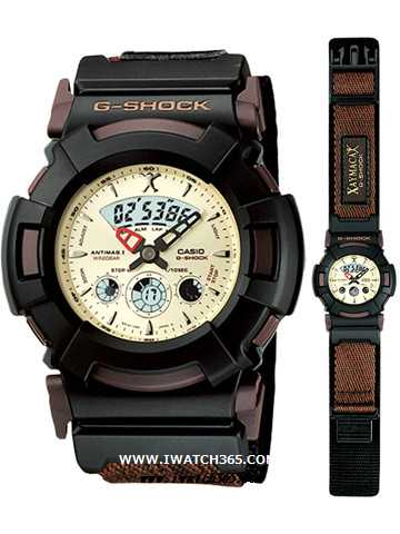 CASIO卡西欧G-SHOCK系列AW-510RX-5AT