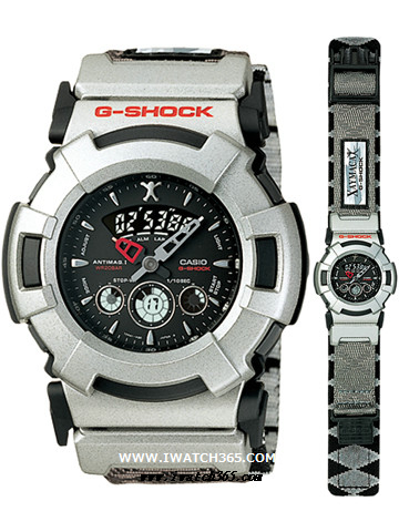 CASIO卡西欧G-SHOCK系列AW-510RX-8AT