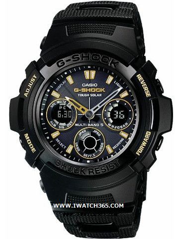 CASIO卡西欧G-SHOCK系列AWG-100BC-1AJF