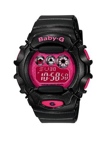 CASIO卡西欧BABY-G经典系列BG-1006SA-1D