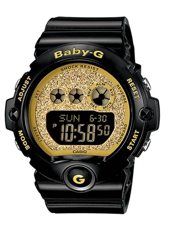 卡西欧BABY-G系列BG-6900SG-1经典女表