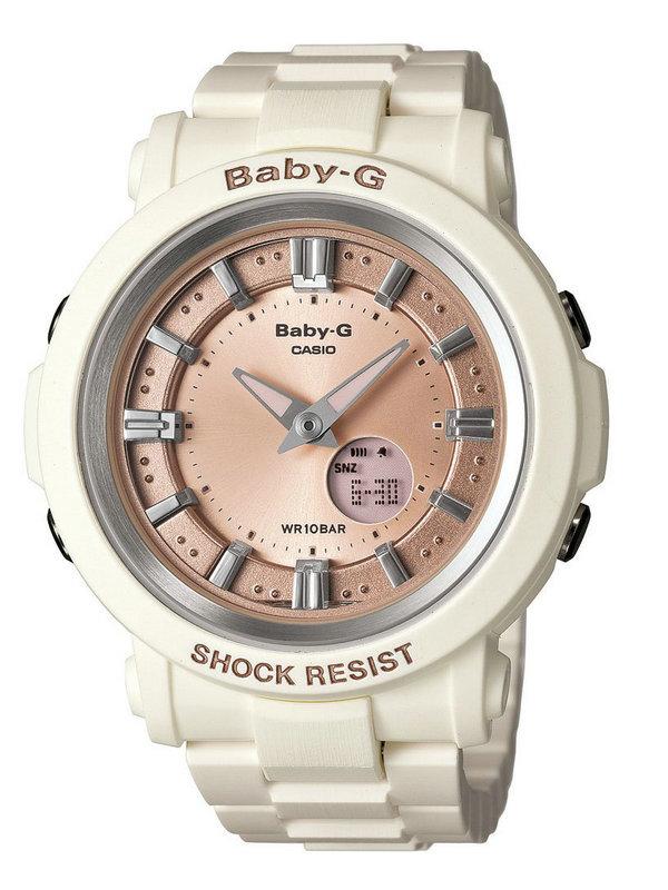 卡西欧BABY-G系列BGA-300-7A2经典女表