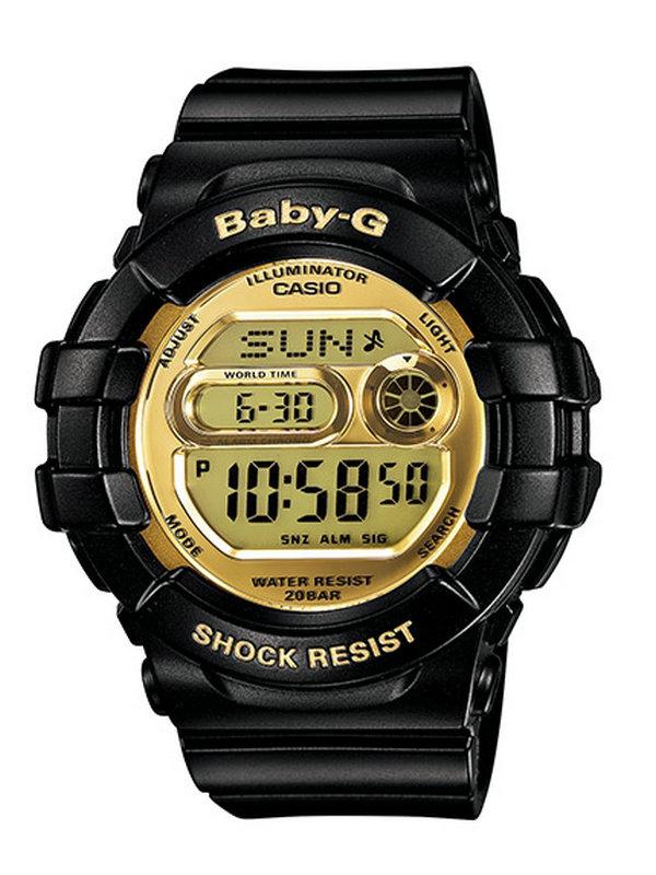 卡西欧BABY-G系列BGD-141-1经典女表