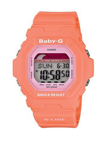 CASIO卡西欧BABY-G主题系列BLX-5600-4
