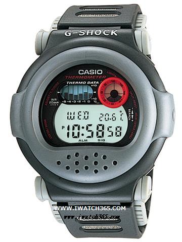 CASIO卡西欧G-SHOCK系列DW-001J-1