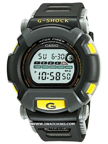 CASIO卡西欧G-SHOCK系列DW-002J-1