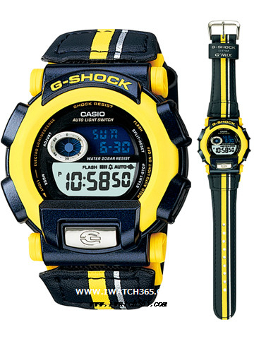 CASIO卡西欧G-SHOCK系列DW-003HH-9AT