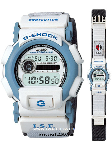 CASIO卡西欧G-SHOCK系列DW-003IS-8AT