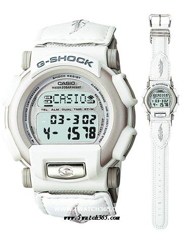 CASIO卡西欧G-SHOCK系列DW-003RB-7T