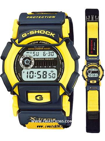 CASIO卡西欧G-SHOCK系列DW-003X-9T