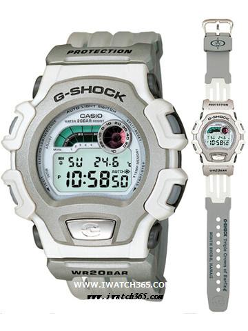 CASIO卡西欧G-SHOCK系列DW-004ASJ-8AT