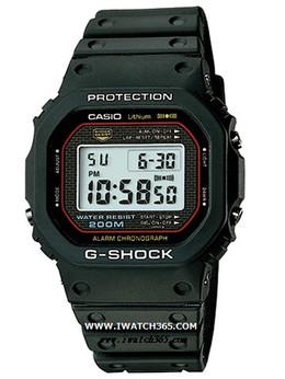 CASIO卡西欧G-SHOCK系列DW-5000C-1A