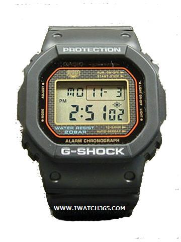CASIO卡西欧G-SHOCK系列DW-5000SL-1JF